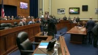 House Oversight and Government Reform Committee Chairman Jason Chaffetz of Utah reconvenes a hearing to inquire of contractors who set up a private...