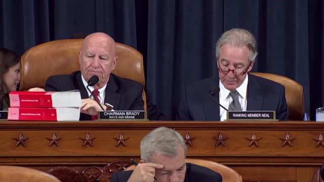 House Ways and Means Committee ranking Congressman Richard Neal of Massachusetts says that a tax reform bill offered by Republicans is not ideal for...