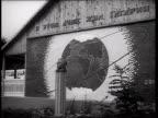 House where Yuri Gagarin used to live generic footage of the Soviet Union Siberia