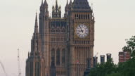 Houses of Parliament Long shot.4K.