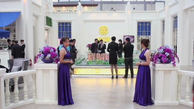 MS housing exhibition/xian,shaanxi,China