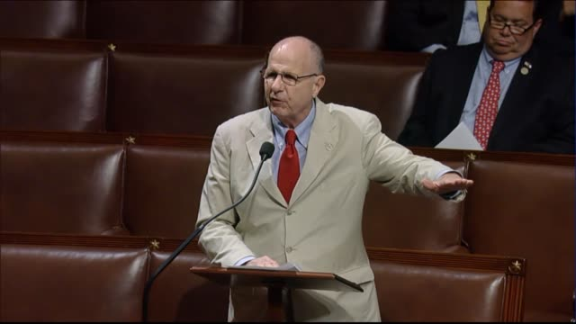 Houston area Congressman Ted Poe says the Houston area of Texas suffered a historic hurricane is 27 trillion gallons of water fell in Texas and parts...