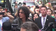 Howard Stern on location for 'America's Got Talent' Howard Stern on location for 'America's Got Talent on April 09 2013 in New York New York