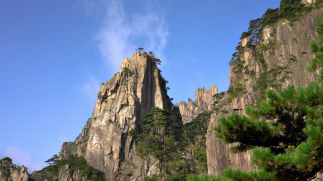 Huangshan Yellow Mountains of China