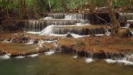 Huay Maekamin Waterfall