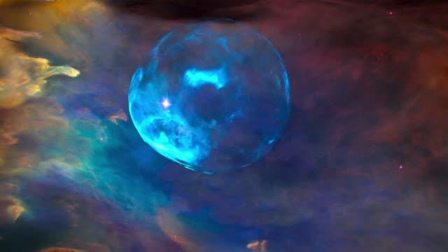 Hubble Space Telescope Images: The Bubble Nebula