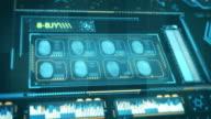 Hud Control Panel - Future interface