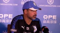 Huddersfield manager David Wagner on his fans Premier League support a collapsed Yiadom deal and the idea of the transfer window closing before the...