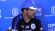 Huddersfield manager David Wagner speaks ahead of the team's first Premier League game against Crystal Palace He says the team will not be changing...