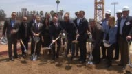 KTLA Hudson Pacific Properties Breaks Ground on ICON Office Tower at Sunset Bronson Studios on June 1 2105 The $200 million stateoftheart creative...