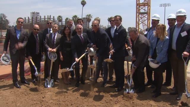 KTLA Hudson Pacific Properties Breaks Ground on ICON Office Tower at Sunset Bronson Studios on June 1 2105 The $200 million stateoftheart creative...