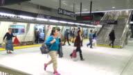 Hudson Yards Subway, 7 Train, New York City