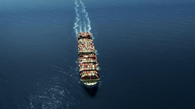 Große Frachtschiff