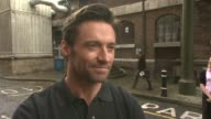 Hugh Jackman on how surreal his life is at the Hugh Jackman absaeil for Help the Heroes/ XMen origins Wolverine at London