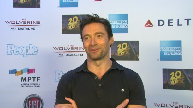 CLEAN Hugh Jackman One Night Only Debuts At The Dolby Theatre Benefiting MPTF Los Angeles CA United States 10/12/13