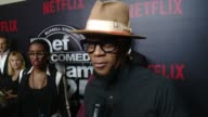 Hughley on how Def Comedy Jam influenced his career impact on comedy why people love it why he is here tonight at Netflix Presents 'Def Comedy Jam'...