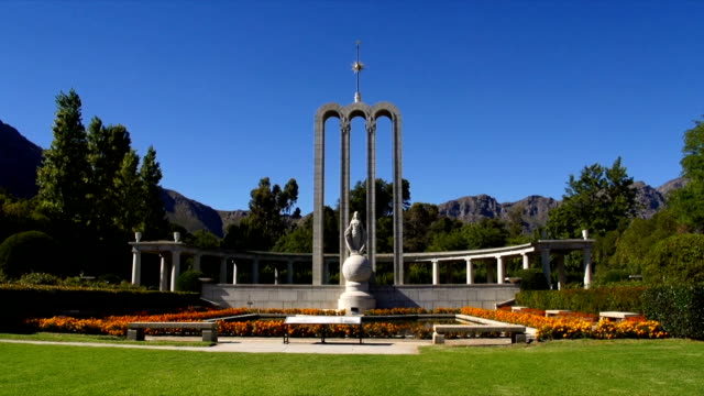 MS Huguenot Monument / Franschhoek/ Western Cape/ South Africa