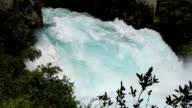 Huka Falls, Taupo, North Island, New Zealand