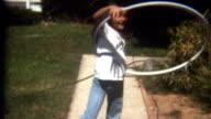 Hula Hoop 1960's