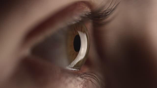 4K - Human Eye