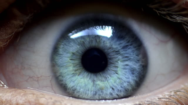 Human Eye Stock Footage Video | Getty Images