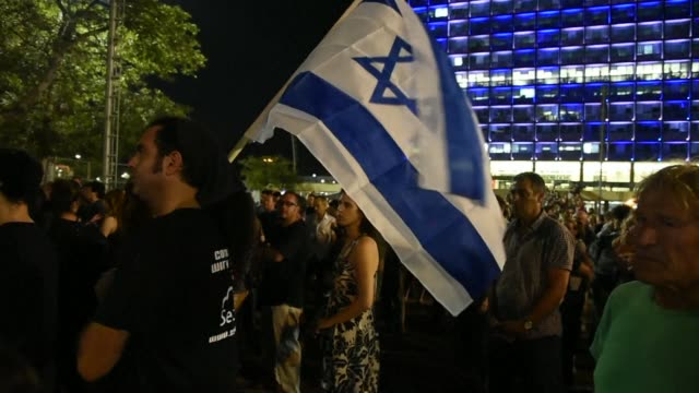 Hundreds of Israelis gathered in Tel Aviv on Tuesday to demonstrate against military operations in Gaza that have left over 600 Gazans and dozens of...