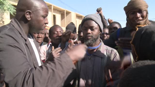 Hundreds of Malians looted Arab owned shops Tuesday in Malis fabled Timbuktu newly freed from Islamists CLEAN looting and anger against on January 29...