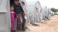 Hundreds of refugees that fled the fighting with the Islamic State in the Syrian Kurdish town of Kobane were struggling on Thursday with little...