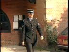 Hungerford inquest CMS Sgt Paul Brightwell in uniform LR
