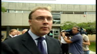 Huntsman fined for illegal fox hunting Mike Hobday interview SOT Flagrant flouting of this law