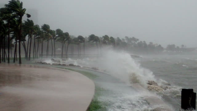 Hurricane Irma Extreme Footage Miami