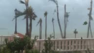 Hurricane Maria causes devastation across Puerto Rico as 150 mile an hour winds from the island's worst storm in living memory flood the capital and...