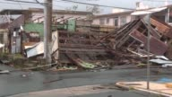 Hurricane Maria slams into Puerto Rico cutting power on most of the US territory as terrified residents hunker down in the face of the island's worst...