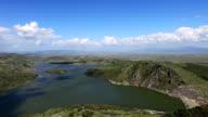 HD: Hydroelectric Dam,**Time lapse** , Bergama, TURKEY