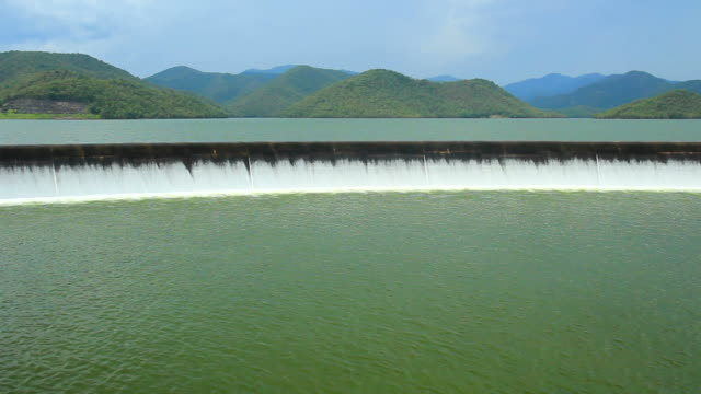 Hydroelectric Power Dam