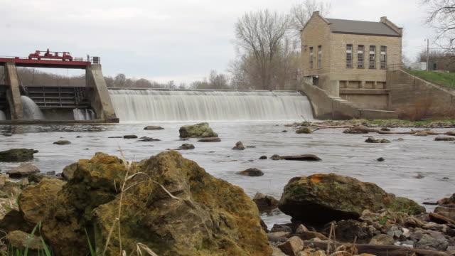 Hydroelectric Water Works
