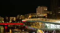 Hyperlapse 4 k UHD: Donau Kanal Wien