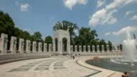Hyperlapse around WW2 Memorial