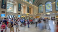 Hyperlapse in Grand Central Station ZO