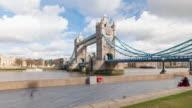 LONDON: Hyperlapse of Tower Bridge