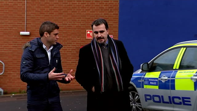 'Hypnotist thief' robs Highgate shop after putting shopkeeper in trance Reporter along with DCI Marco Bardetti
