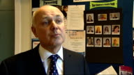 Iain Duncan Smith visits Marsham Street Nursery Iain Duncan Smith MP interview SOT child care package will be extended to cover all hours of work...