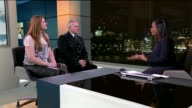 PC Ian Molineaux nominated for police bravery award London GIR PC Ian Molineaux LIVE studio interview SOT