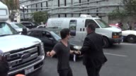 Ian Somerhalder almost gets hit by cars in traffic on streets of San Diego Comic Con at Celebrity Sightings ComicCon International 2013 Celebrity...