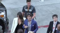 Ian Somerhalder and Nikki Reed at ComicCon Celebrity Sightings on July 11 2015 in San Diego California