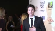 Ian Somerhalder at The 26th Annual Genesis Awards Presented By The Humane Society Of The United States on 3/24/12 in Los Angeles CA