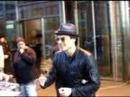 Ian Somerhalder in New York City 03/07/11 at the Celebrity Sightings in New York at New York NY