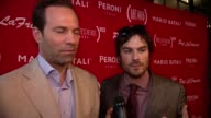 INTERVIEW Ian Somerhalder talks about the spirit of collaboration at The Launch Of EAT DRINK SAVE LIVES at Eataly Rooftop on June 02 2014 in New York...