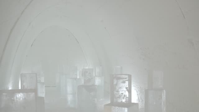 Ice blocks for sculptures / Jukkasjarvi, Sweden