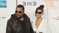 Ice Cube and Kimberly Woodruff at the ESPN Gala Presents 'Straight Outta LA' 9th Annual Tribeca Film Festival at New York NY
